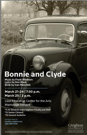 BWW Review: Creighton University Brings BONNIE & CLYDE to Omaha!