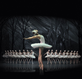 Additional Eight Performances Announced For St Petersburg Ballet Theatre's SWAN LAKE