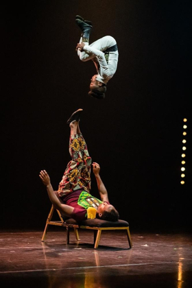 BWW Review: CIRCUS ABYSSINIA Ethiopian Dreams Come True in NYC