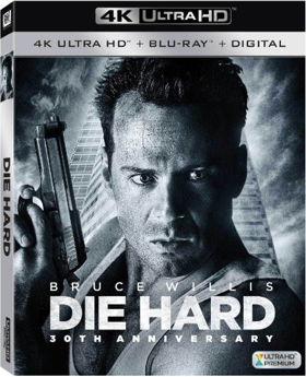 DIE HARD 30th Anniversary Arrives On All-New 4K Ultra HD and Blu-Ray May 15