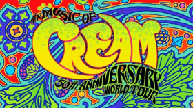VNUE, Inc. to Tour with The Music of Cream, 50th Anniversary World Tour