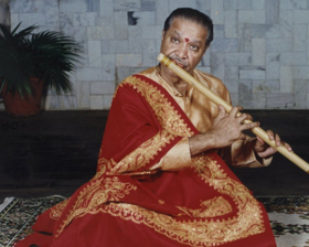 WMI & 92Y to Present Flutist Pandit Hariprasad Chaurasia as Part of 'Masters of Indian Music' Series