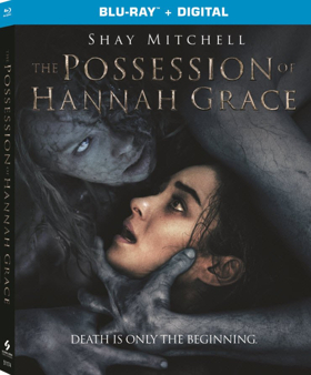Sony's THE POSSESSION OF HANNAH GRACE Coming to Digital and Blu-Ray