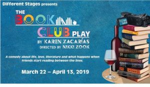 BWW Review: THE BOOK CLUB PLAY at Different Stages, Santa Cruz Theatre