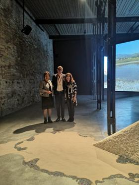El Pabellón de México en Venecia, mirada biocultural de arte interdisciplinario