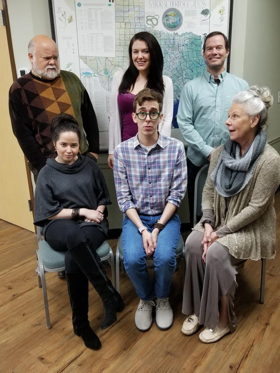 Lakeway Players Presents THE FOREIGNER