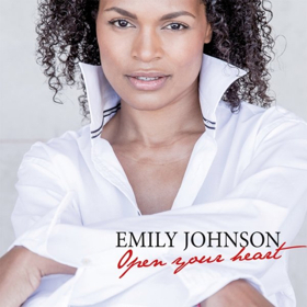 Multicultural European Singer-Songwriter Emily Johnson Releases Her Debut EP OPEN YOUR HEART