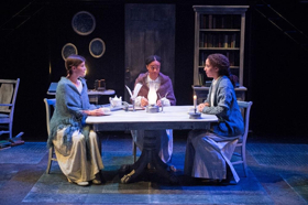 BWW Review: BRONTË: THE WORLD WITHOUT Explores the Genius and the Passion of Three Iconic Sisters