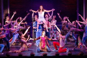 BWW Review: Colorful JOSEPH AND THE AMAZING TECHNICOLOR DREAMCOAT Continues Theatre By The Sea's 85th Year Celebration