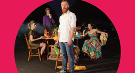 BWW REVIEW: Purpose And Peer Pressure Play Out As One Man's Goals Are Stripped Bare In VIRGINS AND COWBOYS