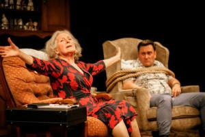 BWW Review: BENEATH THE BLUE RINSE, Park Theatre