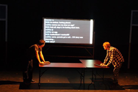 BWW Review: Nick Hoop & Ryan Fisher Lead an Outstanding Ensemble in Innovocative Theatre's Shattering COLUMBINUS