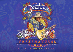 Carlos Santana to Return to Bethel Woods Center for the Arts