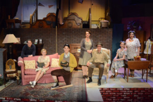 BWW Review: BRIGHTON BEACH MEMOIRS at Desert Theatreworks