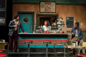 Milwaukee Rep's TWO TRAINS RUNNING Begins April 16