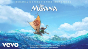 MOANA, Featuring Music and Lyrics by Lin-Manuel Miranda, Wins Billboard Music Award for Top Soundtrack