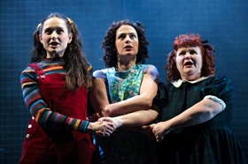 BWW Review: MY MOTHER SAID I NEVER SHOULD, Richmond Theatre
