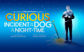 Relaxed Performance Of THE CURIOUS INCIDENT OF THE DOG IN THE NIGHT-TIME Announced