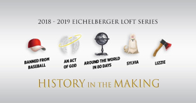 HRTC Announces 2018-2019 Season: AN ACT OF GOD, AROUND THE WORLD IN 80 DAYS, and More