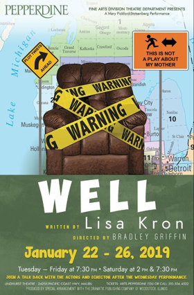 Pepperdine Fine Arts Division Presents Lisa Kron's WELL