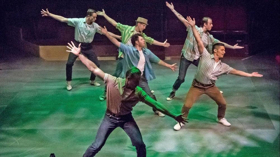 BWW Review: Solid WEST SIDE STORY at GCT