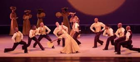 BWW Review:  Alvin Ailey American Dance Theater Energizes The 'Queen City'
