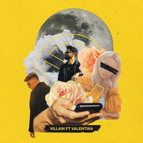 Yellow Claw Releases New Single VILLAIN Featuring Valentina