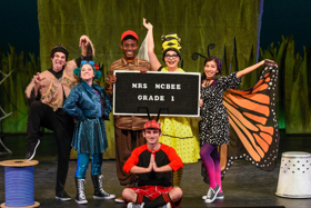 Earth Science Meets Hip Hop In DIARY OF A WORM, A SPIDER & A FLY
