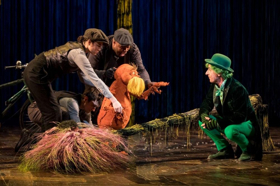 BWW Review: The Old Vic's Charming, Magical, Fun, and Poignant New Musical DR. SEUSS'S THE LORAX Receives its Triumphant U.S. Premiere at Children's Theatre Company
