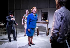 BWW Review: THE LAST TEMPTATION OF BORIS JOHNSON, Park Theatre