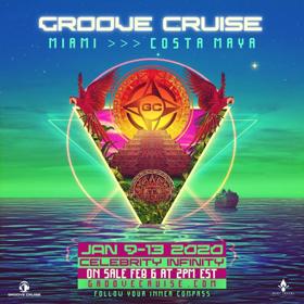 Groove Cruise Miami Announces 2020 Destination and Dates