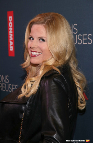 BroadwayWorld Live Will Chat with Megan Hilty Next Week!