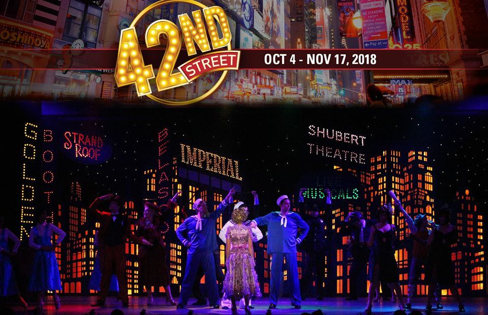 BWW Review: 42ND STREET at Broadway Palm is Charming and Fun!