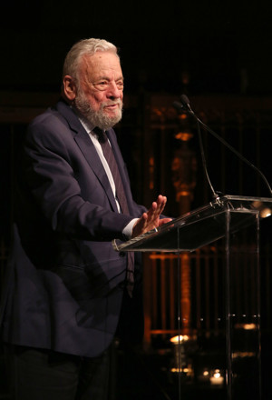 Stephen Sondheim Will Be Honored with 2018 St. Louis Literary Award