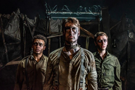 BWW Review: THE TRENCH, Southwark Playhouse