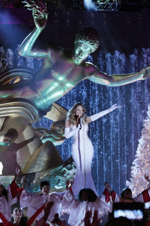 Mariah Carey Set for New Years Eve Comeback Performance