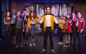 PUFFS Breaks Box Office Records at New World Stages