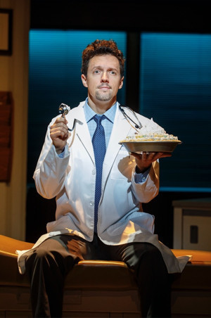 It Only Takes A Taste! Jason Mraz Extends Run in WAITRESS on Broadway