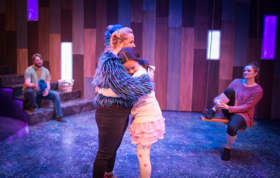 BWW Review: Yellow Tree Theatre's World Premiere New Play STILL DANCE THE STARS is a Heart-Wrenching and Heart-Warming Story of Grief, Love, and Family