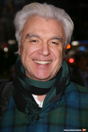 David Byrne Will Bring American Utopia Tour to Kauffman Center for the Performing Arts