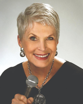 Jeanne Robertson to Appear at the Gettysburg College's Majestic Theater