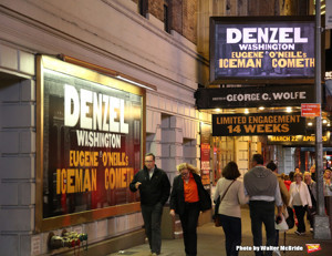 Bill Irwin, David Morse, & More Join Denzel Washington in THE ICEMAN COMETH; Casting Announced!