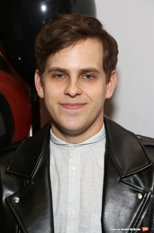 Taylor Trensch Takes An Early Bow in Tonight's DEAR EVAN HANSEN