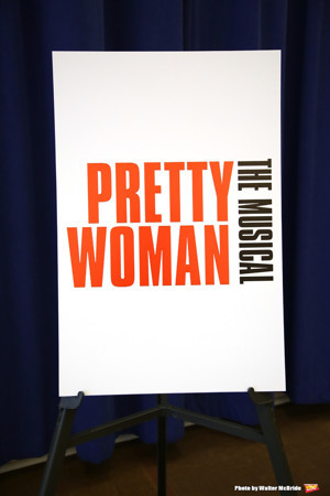 VIDEO: PRETTY WOMAN Marquee Goes Up on Broadway
