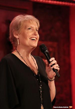 Liz Callaway Returns to 54 Below This May
