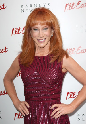 Kathy Griffin Post-Trump Scandal Performance at Carnegie Hall Sells Out in a Day!
