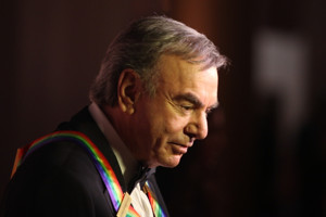 Neil Diamond To Receive Highest Honor At Songwriters Hall of Fame