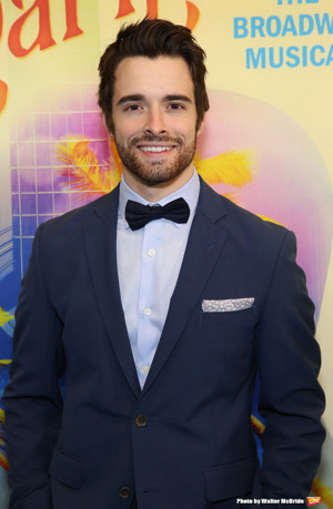 Corey Cott Completes Cast for NY Pops 35th Birthday Gala