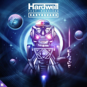 Hardwell and Harrison Unveil EARTHQUAKE Collaboration Out Now