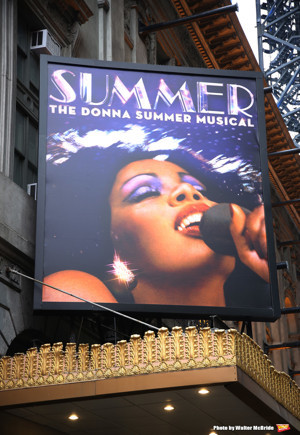 DVR Alert: Don't Miss The Cast of SUMMER: THE DONNA SUMMER MUSICAL Perform on THE TONIGHT SHOW Tonight